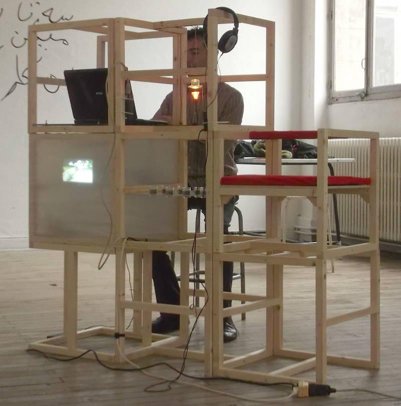 Bureau version modulaire (2015)